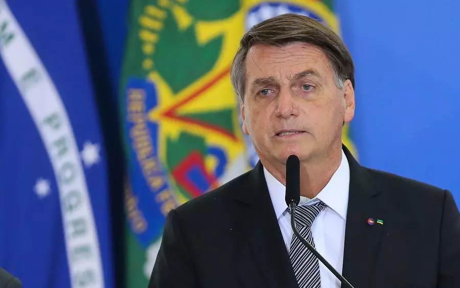 Bolsonaro garante fim dos pedágios para motociclistas - Foto: Fábio Rodrigues Pozzebom/Agência Brasil