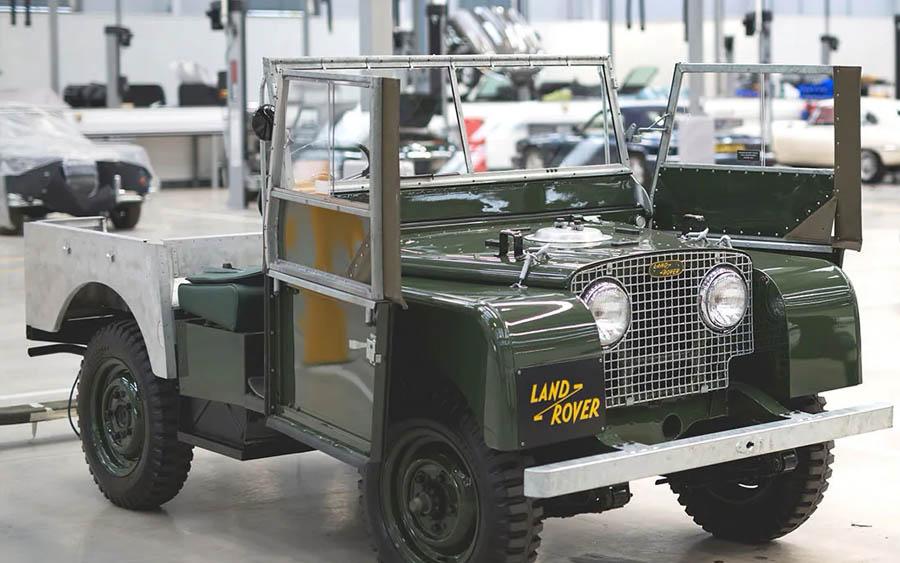Brasil ganha primeiro centro de restauração de veículos pela própria fabricante