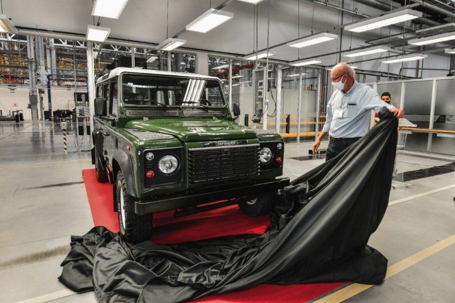 Jaguar Land Rover passa a restaurar seus clássicos no Brasil