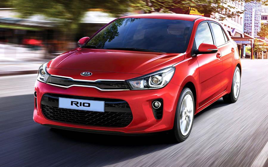 Descubra o novo Kia Rio
