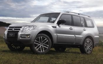 Mitsubishi Pajero Full se despede do Brasil