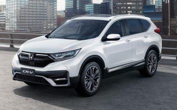 Novo Honda CR-V 2021 promete ser mais seguro