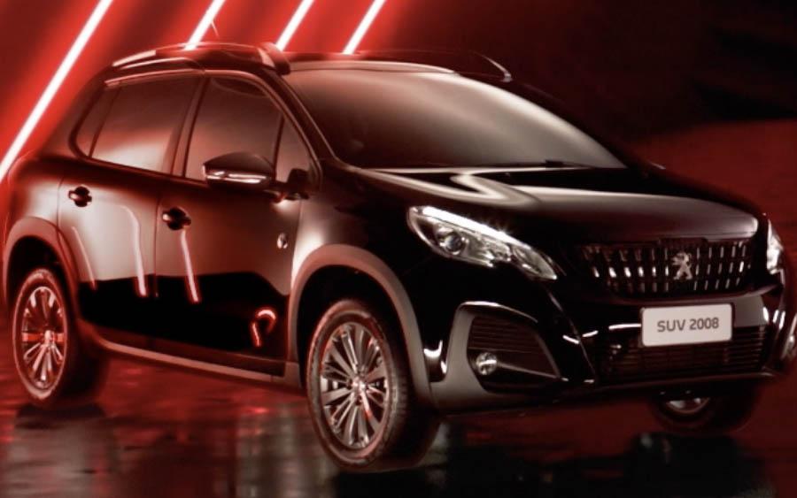 Conheça o SUV Peugeot 2008 inspirado em Star Wars