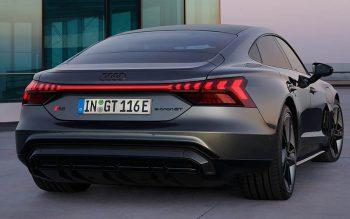 Veja detalhes do novo Audi RS e-tron GT