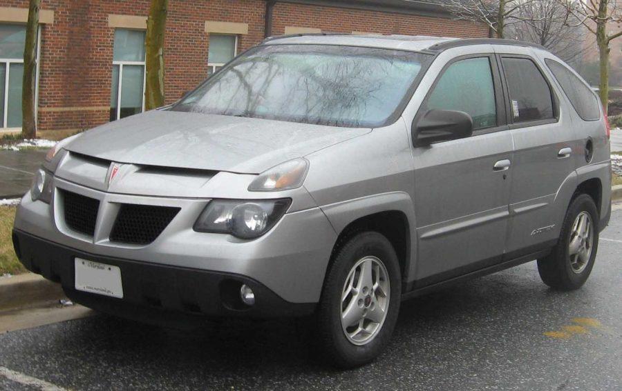 O Aztek é um veículo Crossover de porte médio da Pontiac.