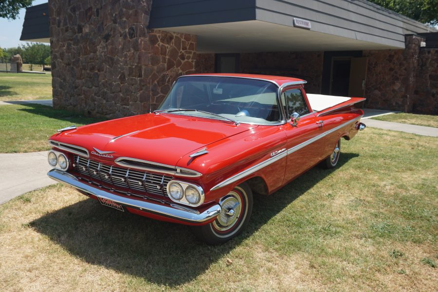 Chevrolet El Camino 1959 (Foto: Michael Barera / Wikimedia)