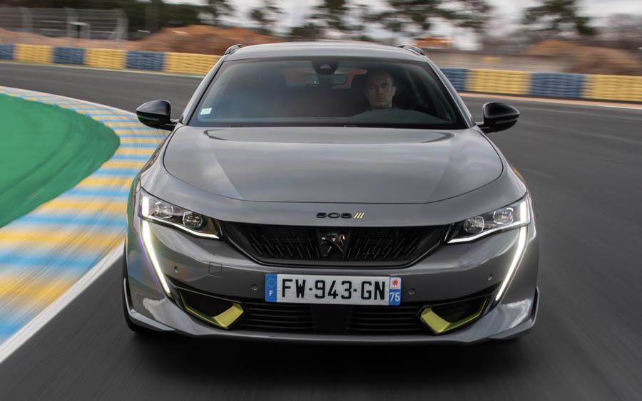 508 PSE é o sedan mais potente de todos os tempos da Peugeot