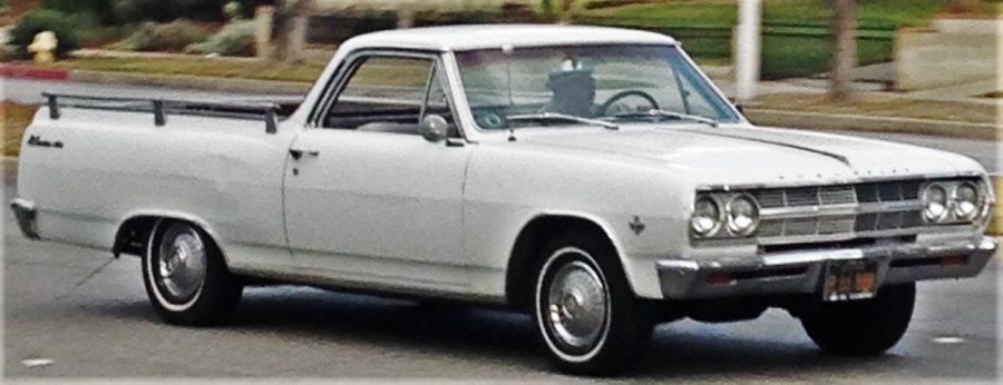 Chevrolet El Camino 1965 (Foto: Accord14 / Wikimedia)