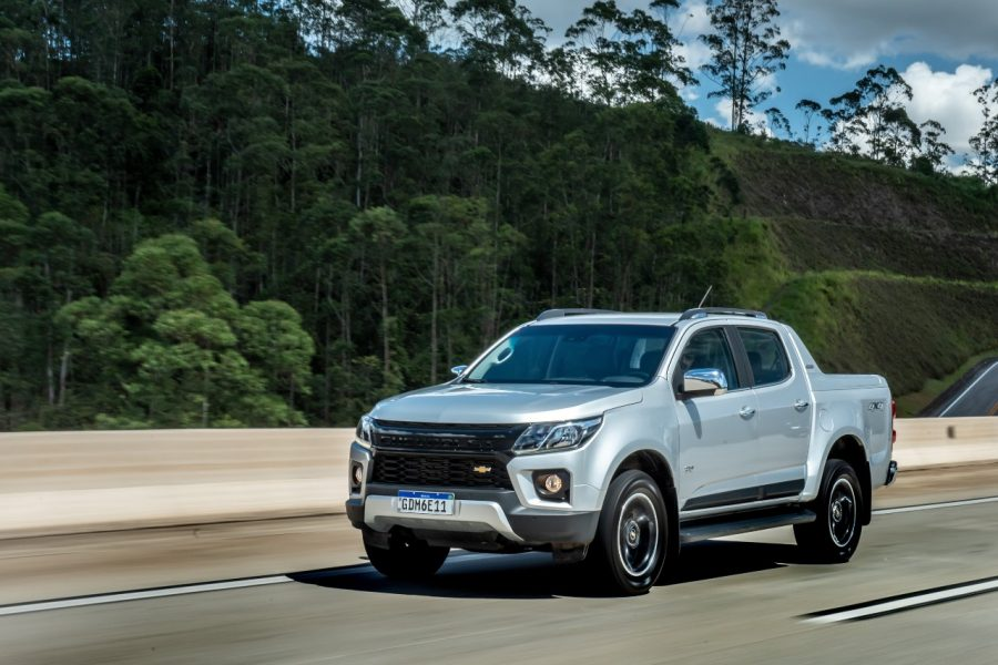 Chevrolet S10 High Country (2022)