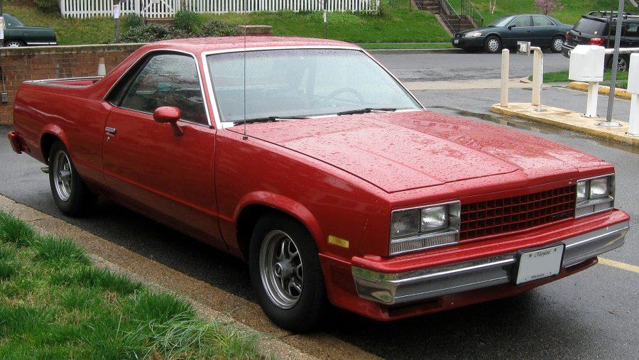 1982–1987 El Camino