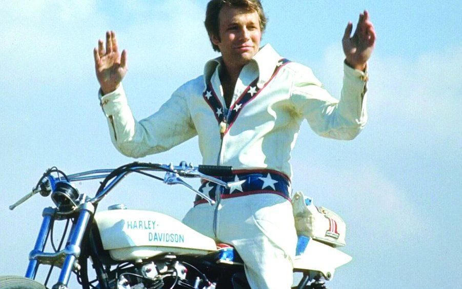 Quem foi Evel Knievel