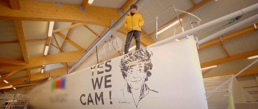 """Também conhecido no esporte como """"Rei Jean"""", Jean Le Cam é uma verdadeira lenda da vela, com nada menos que cinco participações na competição Vendée Globe de circum-navegação do planeta."""