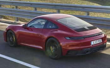 Porsche lança novos modelos 911 GTS