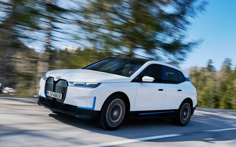BMW iX renova o conceito de SAVs