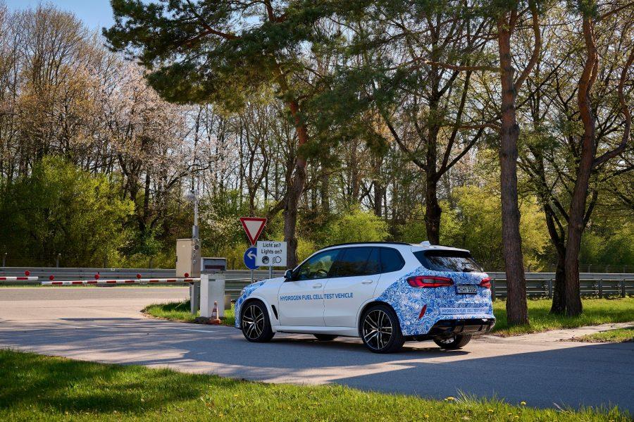 Desenvolvimento faz parte da premissa global do BMW Group em garantir o futuro da mobilidade sustentável.