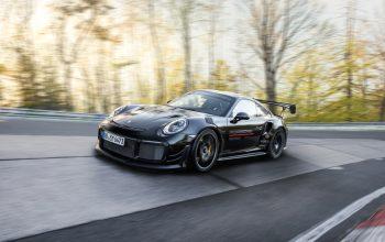 Novo recorde de volta de Nürburgring é da Porsche