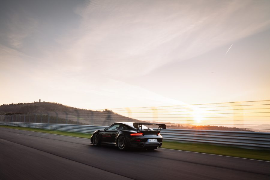 Porsche 911 GT2 RS, Recorde de volta Nürburgring 2021