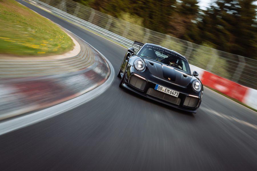 911 GT2 RS com Kit Performance Manthey: o carro de rua mais rápido em Nürburgring Nordschleife