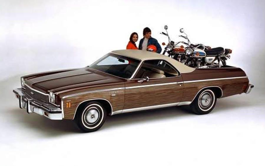 A história do Chevrolet El Camino