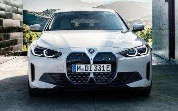 BMW i4 é o novo carro elétrico que você vai querer ter