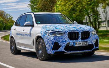 BMW está testando carros movidos a hidrogênio