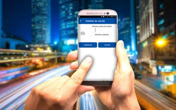 Como consultar multas pela placa do veículo com app no celular