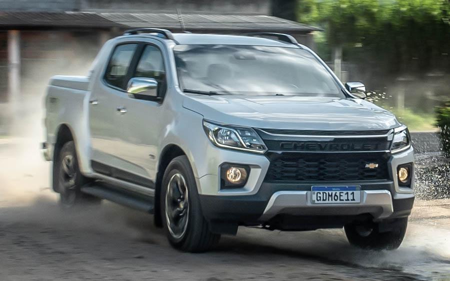 Confira preços e versões da nova Chevrolet S10 2022