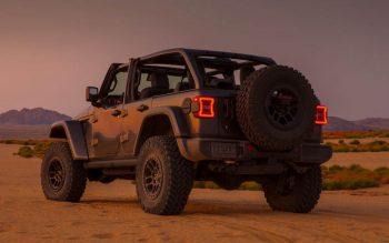 Jeep Wrangler Rubicon 392 tem 4×4 com motor V8 de 470 cv