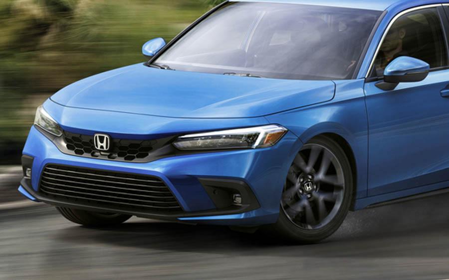 O tão esperado Honda Civic Si surgirá em breve