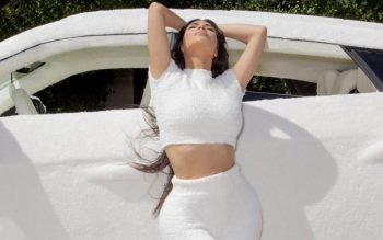 O estranho SUV de pelúcia da Kim Kardashian