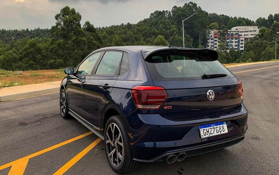 VW Polo (Foto: Gustavo de Arruda Ito)