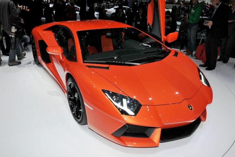 Lamborghini Aventador no Geneva Motor Show 2011 (Autoviva / Flickr)