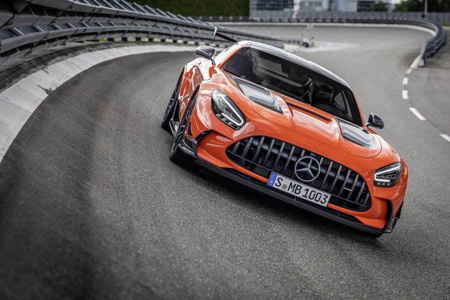 Motor V8 AMG recebe preparação especial para chegar a 730 cv