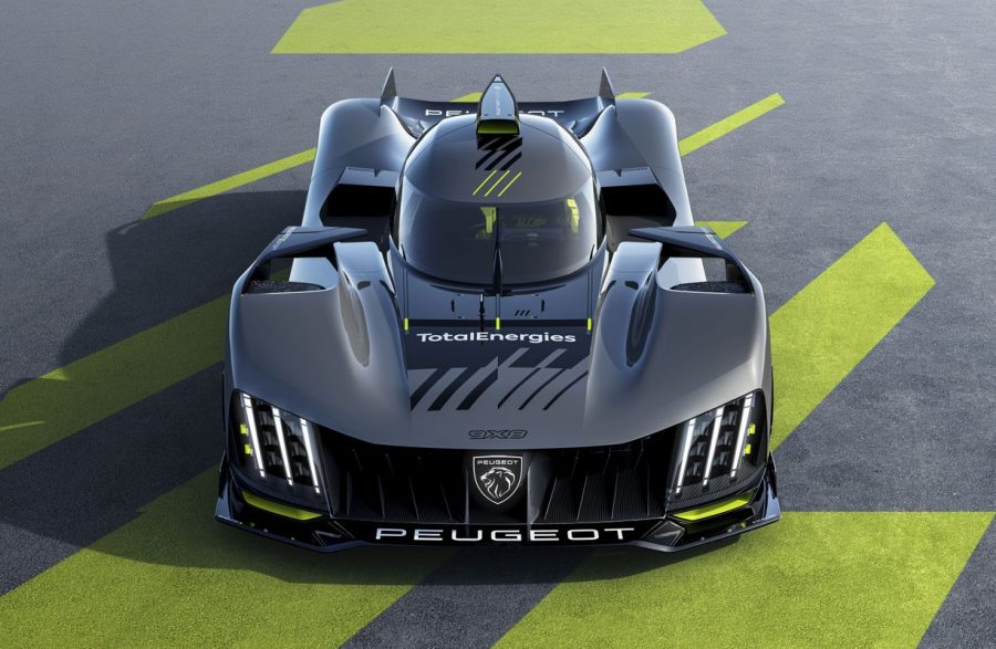 Peugeot 9X8 Hypercar prova que os franceses sabem fazer hipercarros