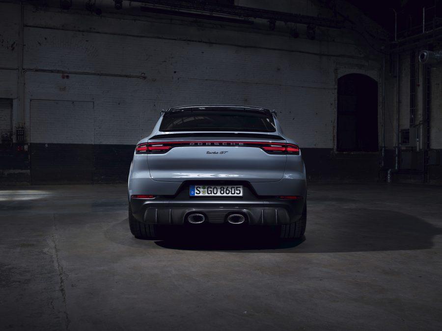 Novo herói esportivo da Porsche: o Cayenne Turbo GT
