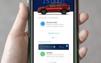App da Volkswagen te ajuda a calcular seu combustível