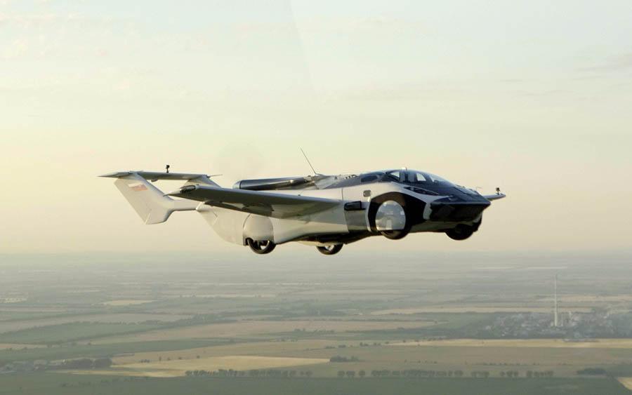 Ao contrário dos protótipos de drone-táxi existentes, ele não consegue decolar e pousar verticalmente, e requer uma pista de decolagem e aterrissagem