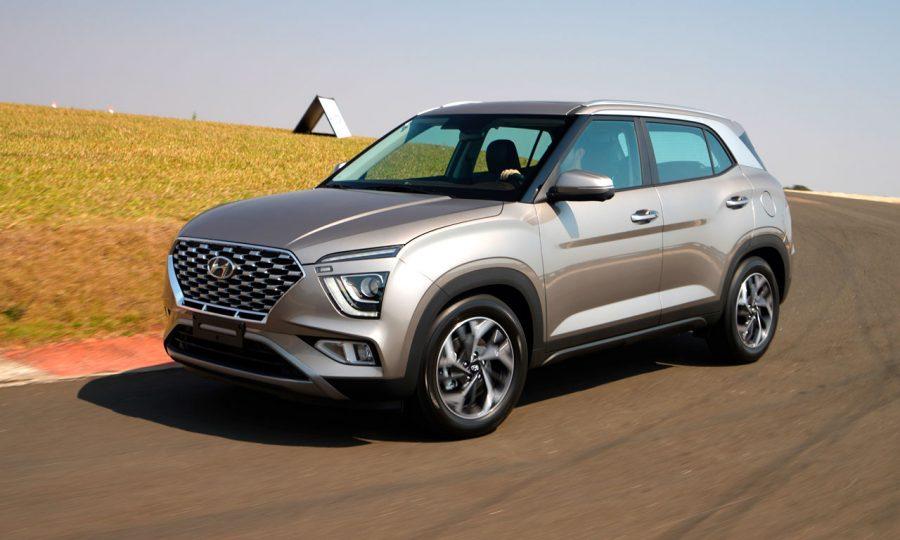 Novo Hyundai Creta 2022