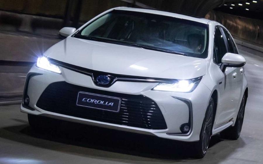 50 milhões de unidades do Toyota Corolla foram vendidas no mundo