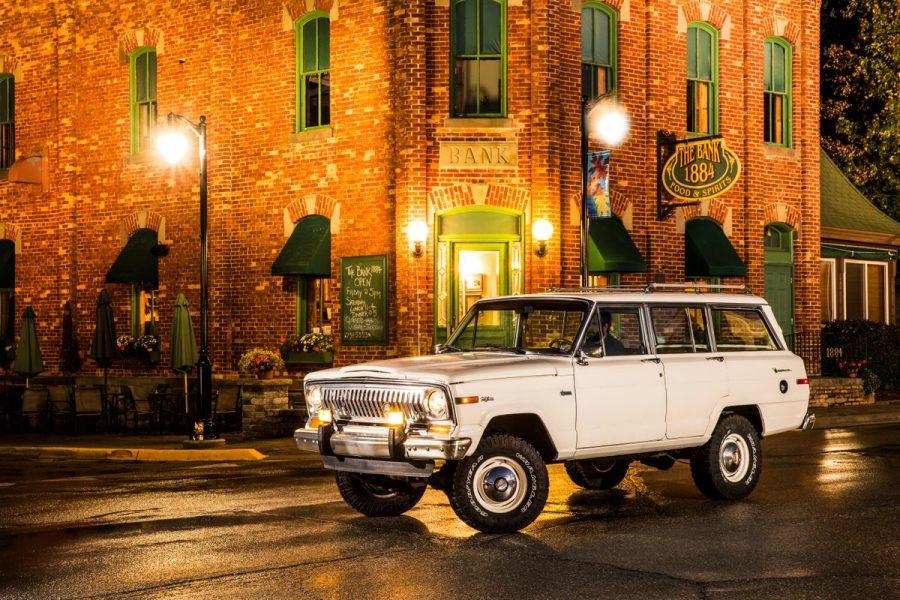 Wagoneer cria o SUV premium original