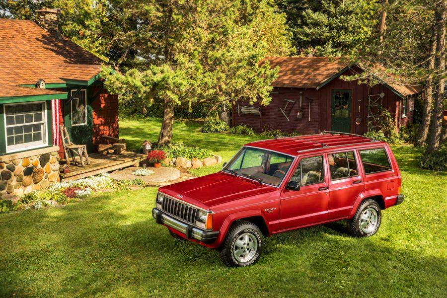 O primeiro SUV compacto do mundo - Cherokee