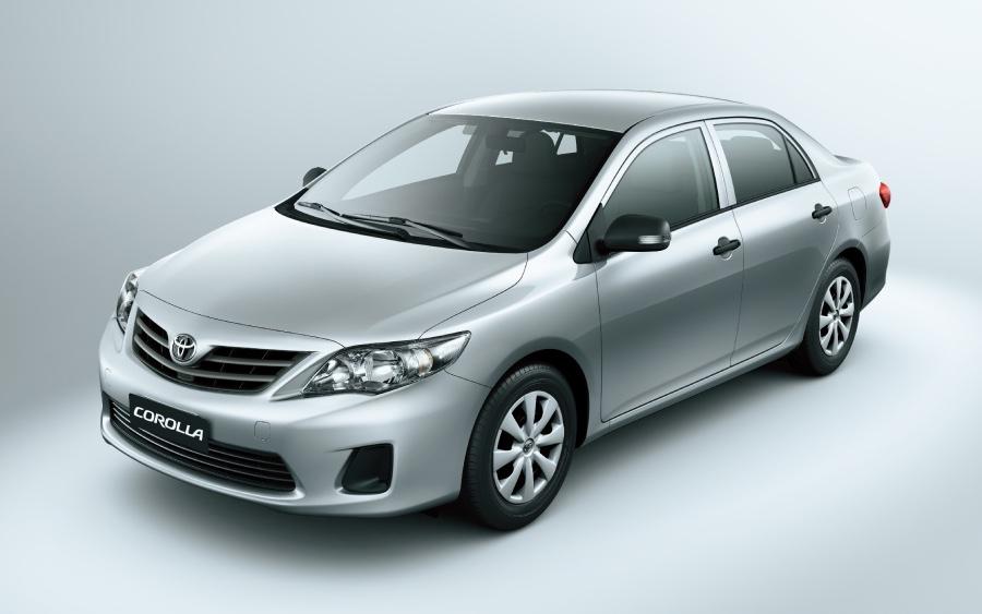 Corolla 10ª geração – 2008 a 2013 (foto: divulgação Toyota)