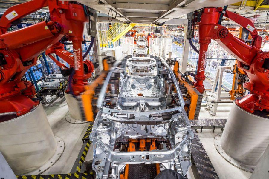 Fábrica de Veículos
