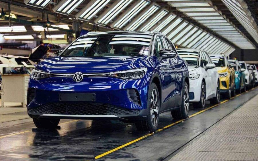 Falta de chips está dificultando a vida da Volkswagen