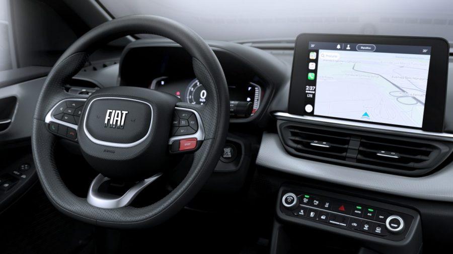 Fiat Pulse (foto: divulgação)