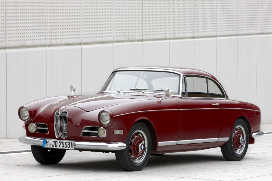 The BMW 503 Coupe Sport, year of manufacture 1959