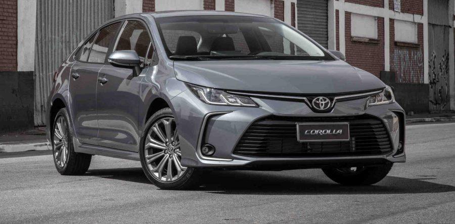 Toyota Corolla 2022 (foto: divulgação Toyota)