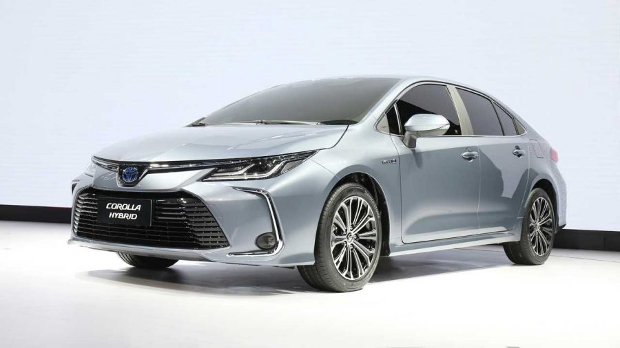 Toyota Corolla Híbrido (foto: divulgação Toyota)
