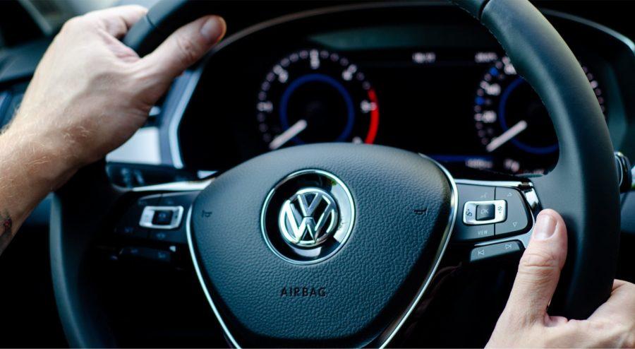 Volkswagen sofre com a crise