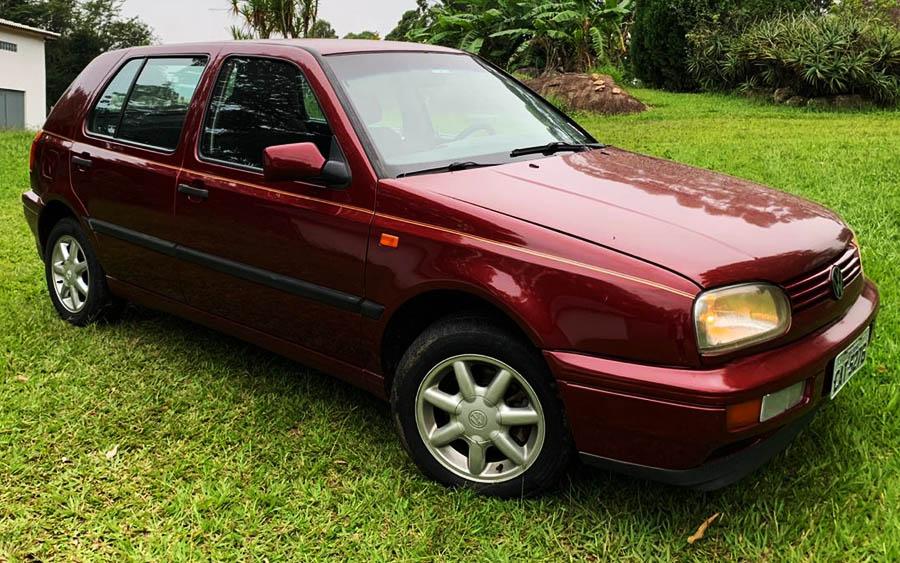 Como eu restaurei e vendi um VW Golf MK3 lindo